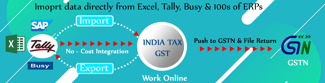 India Tax Banner